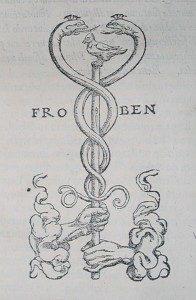 Froben Badge WCRI webinar emblem from website