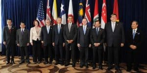 Trans-Pacific Partnership Agreement Leader Member Picture