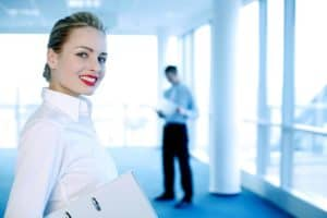Woman Controversial Opt Out Panels At Office