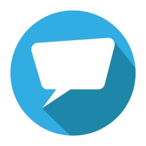 Graphic Of Comments Section Icon