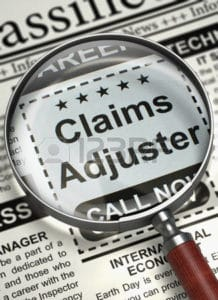 Picture Stethoscope News Paper Work Comp Adjusters Settlement