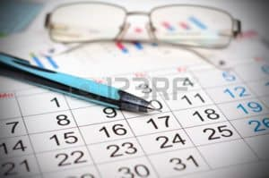 calendar pen and eye glass work comp reserves emblem from website