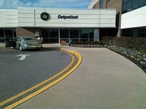 Picture Of Work Comp Outpatient Hospital Charges Building