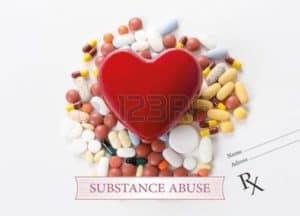RX with different drugs wcri opioid and heart Graphic