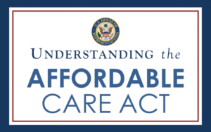 Certificate of Affordable Care Act Analysis emblem from website