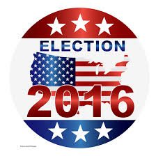 red white blue Badge election president elect vs workers comp 2016
