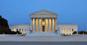 US Supreme Court Building CMS WCMSA Paronama Taken