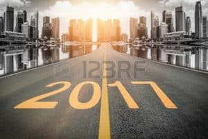 Picture of long road 2017 and buildings Top 10 Self Insured Resolutions