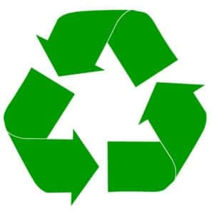 Top 10 Workers Comp Hot Buttons Recycle Logo