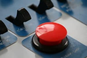 Picture Red Of Workers Comp Hot Buttons