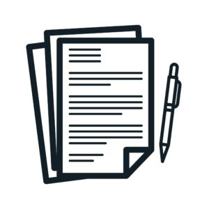 Pen And Paper California Workers Comp Status Conferences Vector