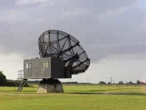 picture risk management mistakes under the radar dish
