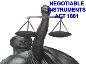 Negotiable Instrument Act Work Comp Schedule Rating Factor Picture