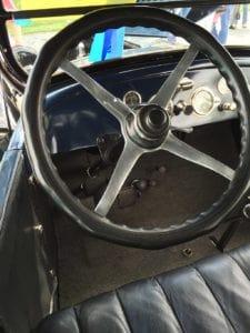 Steering Workers Comp Statistic Wheel