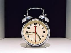 Picture Alarm Insurance Industry Employment Clock