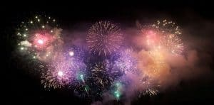 Different Fireworks free workers comp webinars New Years Resolution