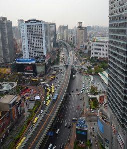 Xiamen workers comp markets BRT-Railway