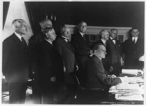 President Coolidge Signing New IRS Subcontractor Rules Tax Bill