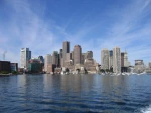 picture of boston 2018 wcri annual data conference skyline