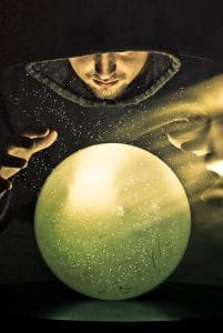 picture wizard predictive analytics crystal ball