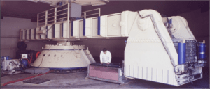 picture of civil engineer centrifuge