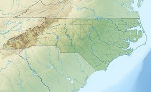 graphic map north carolina insurance commissioner