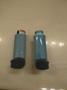 picture of inhalers from Workers Comp Pharmacy