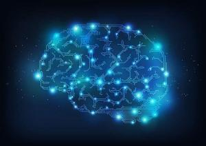 Graphical workers comp technology brain