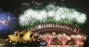 picture 2019 self insured resolutions fireworks Sydney AU