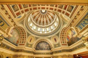 Picture of Pennsylvania Workers Comp Capitol Rotunda