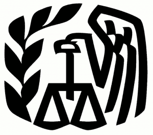 irs subcontractor section logo