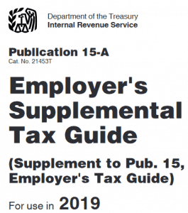 Title Page IRS Publication 15a