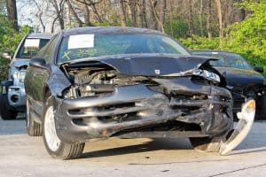 Picture of car workers' comp program fixes accident