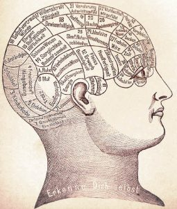workers comp psychological effects phrenology
