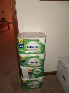 picture of toilet paper workers comp humor