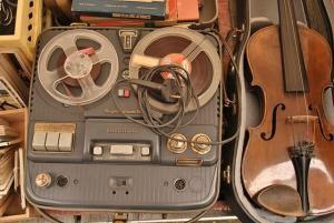 picture of workers comp recorded statement reel to reel