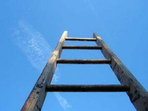 The ladder workers comp ladder of insurance of life