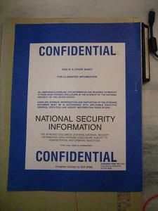 picture of confidential self insured workers comp risk cover sheet