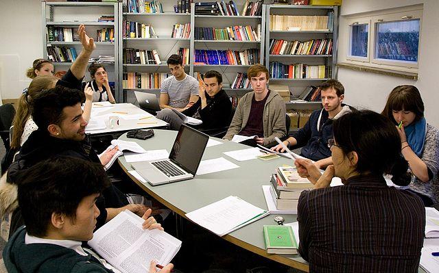College insurance interns students seminar